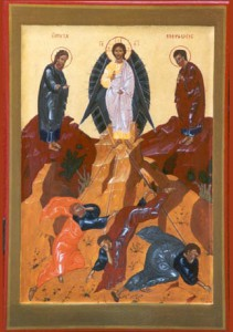 The Transfiguration on Mount Tabor