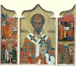 Drieluik St. Nicolaas