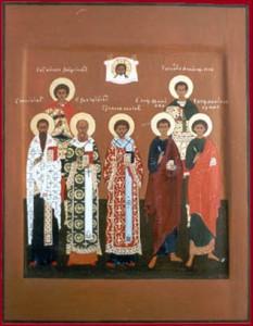 De Heilige Hiërarchen