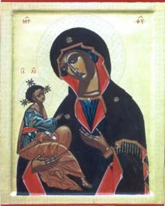 Moeder Gods Jeroesalimskaja