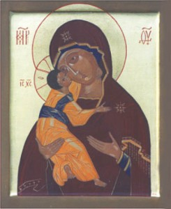 Moeder Gods Vladimirskaja
