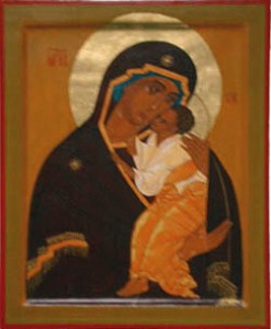Moeder Gods van Jaroslavl