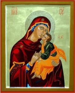 Moeder Gods Eleousa