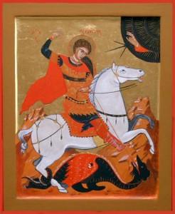Sint Joris met de draak