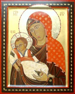 Mother of God with Child