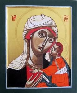 Moeder Gods Glykophilousa