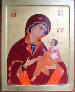 Moeder Gods Groesinskaja