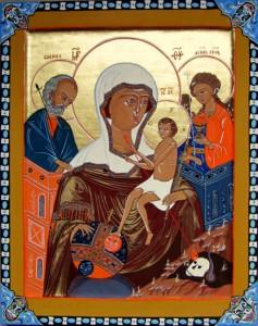 Moeder Gods Moldavskaja