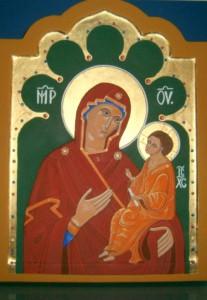 Moeder Gods met Kind