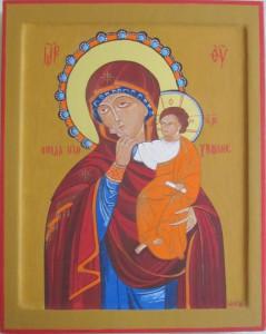 Moeder Gods van Vatoped