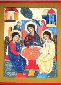 Oud Testamentische Triniteit