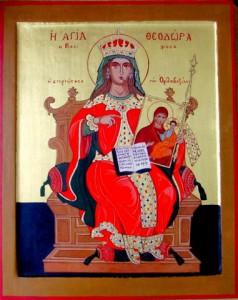 St. Theodora Corfu 18e eeuw